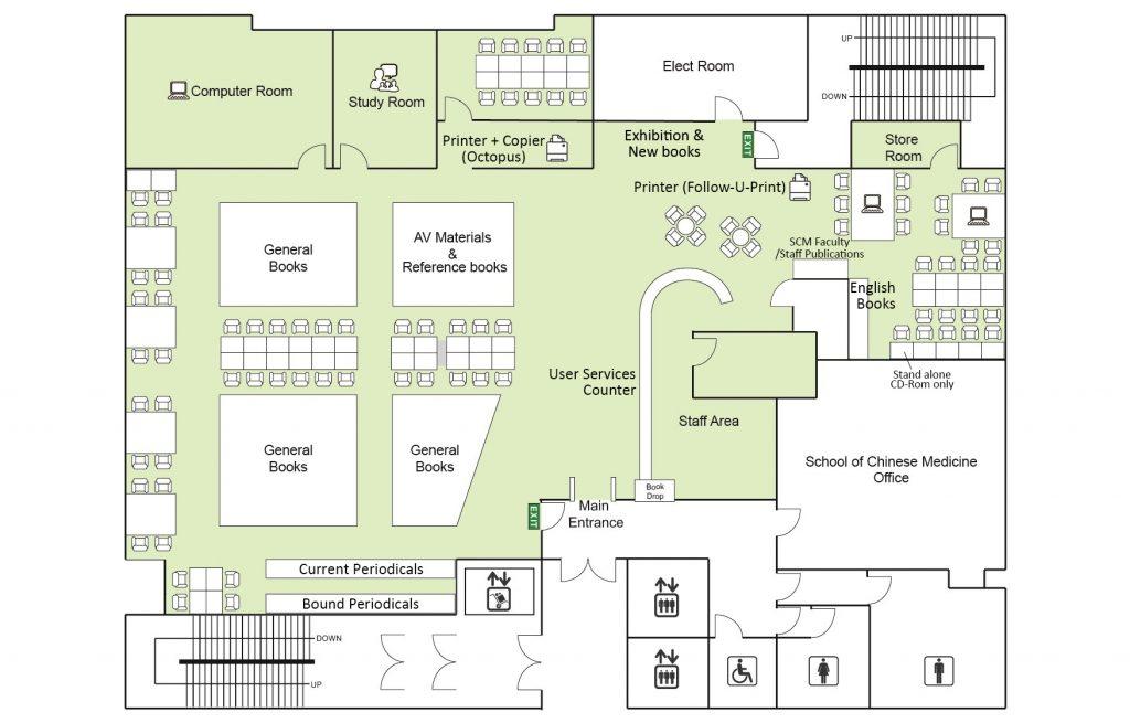 CML Floorplan