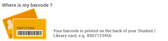 how to find barcode