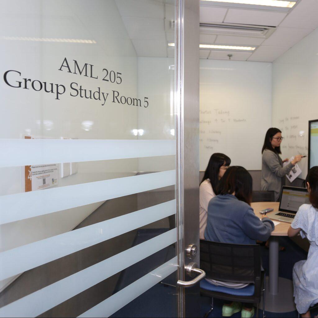 Image of Group Study Room 5