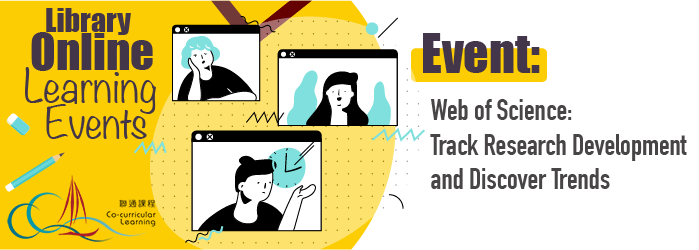 Web of Science: Track Research Development and Discover Trends