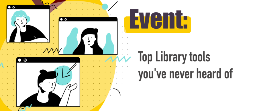 Top Library tools you've never heard of
