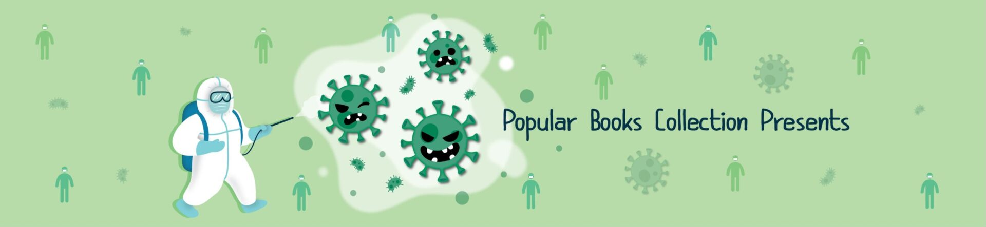 Pandemic Popular books
