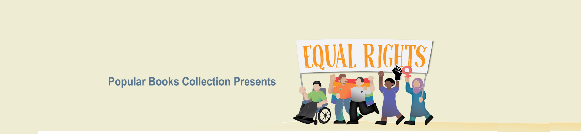 Popular Books Collection - Equal Rights
