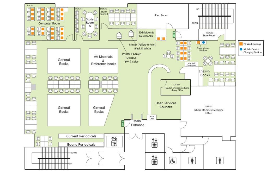 CML floor plan