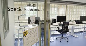 Special Needs User Room 1